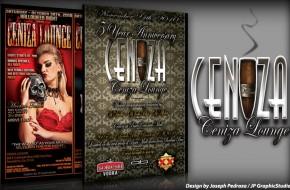Ceniza Cigar Lounge, Pasadena, CA
