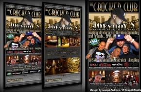 The Crocker Club, Los Angeles, CA
