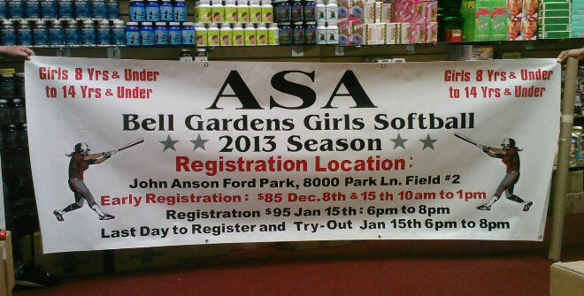 bell gardens girls Bell gardens california girls softball teams offer many benefits to both the young girls who join them and their parents putting ones daughters on a bell gardens ca girls softball team is a great way to incorporate exercise into her daily activities.