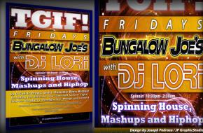 Bungalow Joe's, Hanover Park, IL
