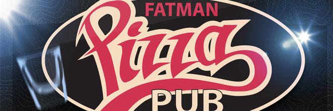 Fatman Pizza Pub Sports Bar - DJ LORi - by JPGraphicStudio.Com